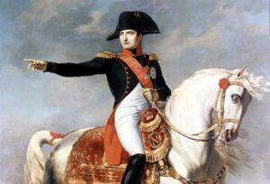 What's Napoleon got to do with it ..